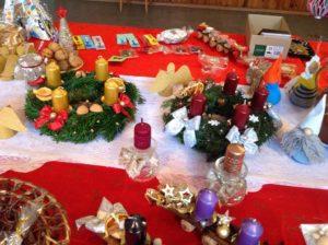 Advent se blíží – vánoční trhy ve škole