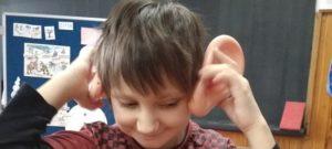 Smyslová výchova ve vzděláváním programu základní škola speciální - únor 2020